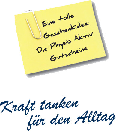 Physiotherapie Physio Aktiv Muenster